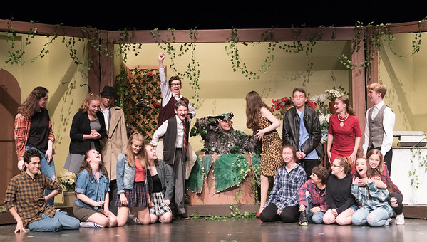 Spring Stage 2018 Downtown Cast