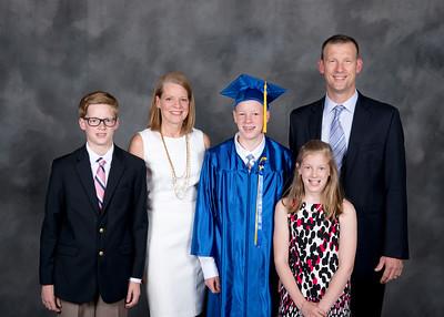 Graduation Portraits 2015 - Hunneke