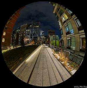 High Line Photowalk February 2021
