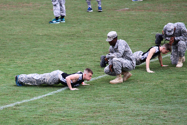 4th Brigade 101st Raider Competition