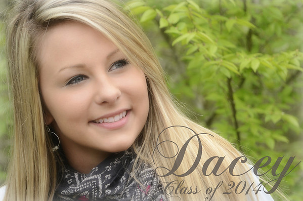 Dacey's Senior Session