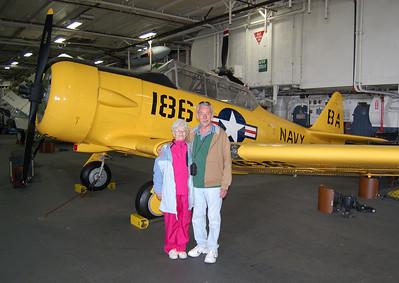 Linda & Reid on Midway