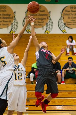 January 2, 2015 - Girls Basketball - Juarez-Lincoln vs Nikki Rowe _dy