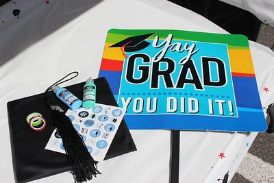 2021 GradFest Drive-Thru Cap Decorating Kit