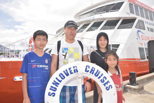 Sunlover Cruises 02nd February 2020