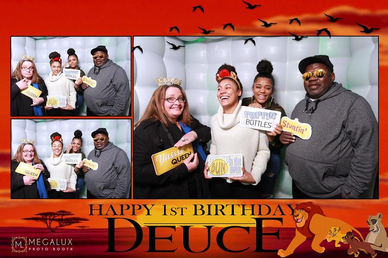 Deuce's 1st Birthday 12-09-18