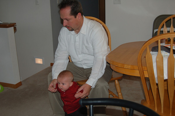 Ethans Baptism 2009