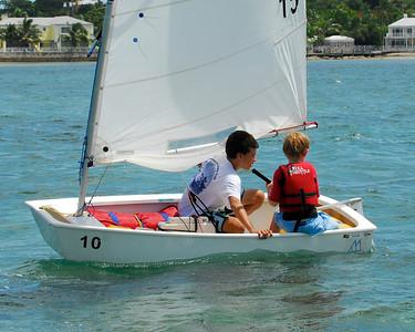 RNSC Kids Sailing Camp 2010 - Session 1