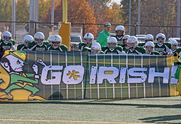 Irish vs. Wolverines In CYFL Semifinals