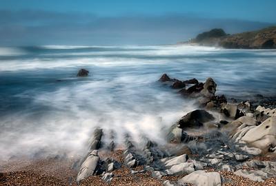 Pescadaro Beach Area