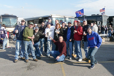 Pats and Bills 2012