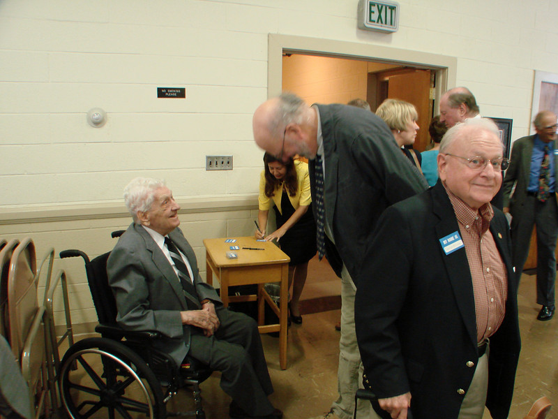 Myron Kauffman 75th Anniversary of His Ordination
