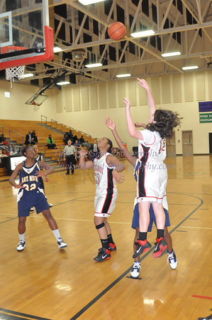 2010-12-17 BHS Women's JV Basketball VS East Meck
