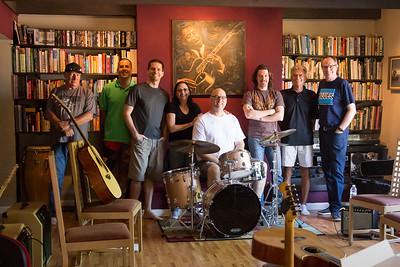 Carole's 2016 jam workshops
