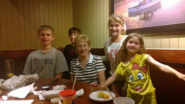 09.09.13 Grandma Nona's Birthday
