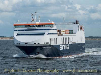 Seatruck Ferries 2015 - 2019