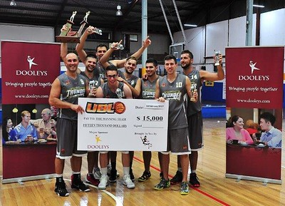 2016 Dooley's Ultimate Basketball League (UBL)
