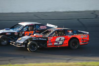 Thompson 7-14-11 Racing action SN