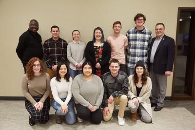2020 UWL CASSH Group Photo