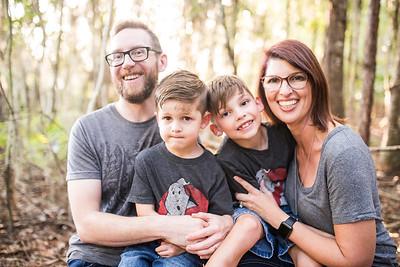Jen + Mike's Family