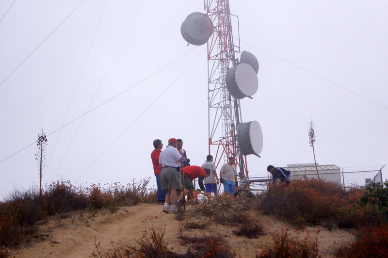 20110911025-Eagle Scout Project, Steven Ayoob, Verdugo Peak.JPG