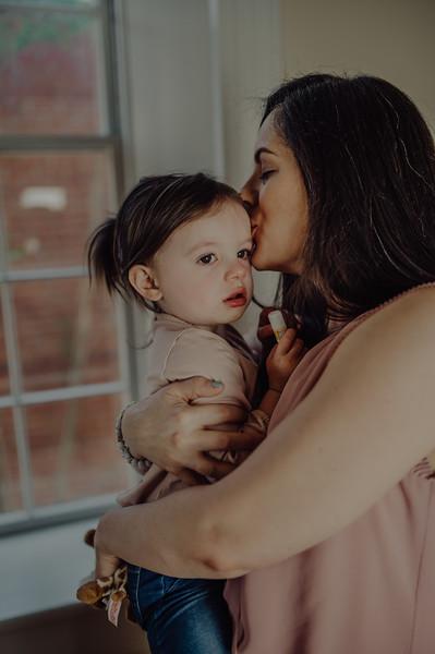 Hannah  Edge Mommy and Me Mini