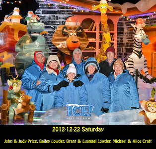 2012-12-22 Gaylord Palms ice show with Luangel & Judy