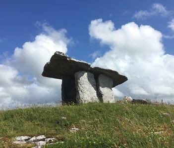 022 - Poulnabrone Portal Tomb