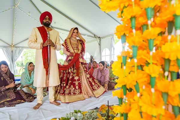 Sikh Morning Ceremony
