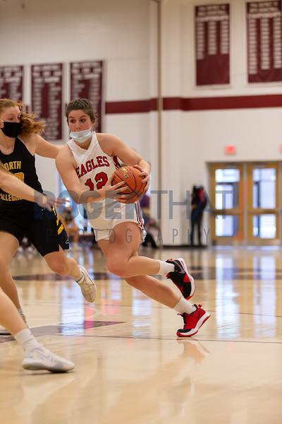 CVHS Girls vs. North Allegheny 3-22-21