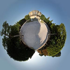 "360° ""Planet"" Panorama"