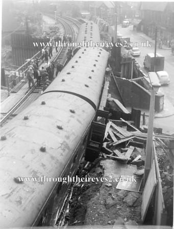Cheadle Hulme Train Crash 1964
