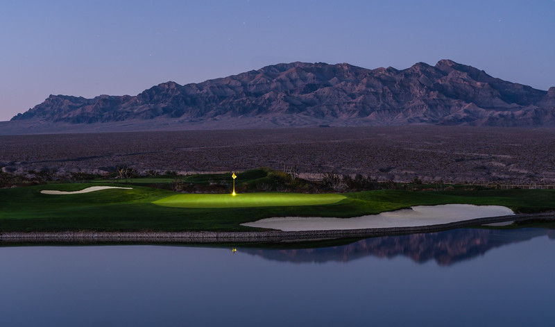 Golf Illuminated at Las Vegas Paiute Golf Resort 2020