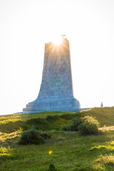 Wright Brothers Memorial - Kill Devil Hills, NC