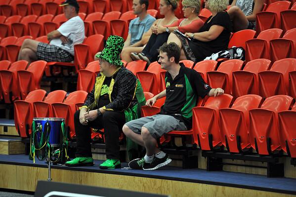 West Coast Waves vs Sydney Uni Flames 16/10/2011