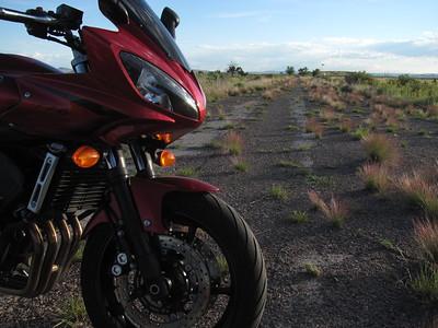Los Lunas-NM Hwy. 6-Old Route 66 Street Ride  5-30-15