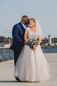 Samantha & Brandon's Wedding