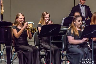 1-24-2018 Kiski High School Band - Wind Ensemble
