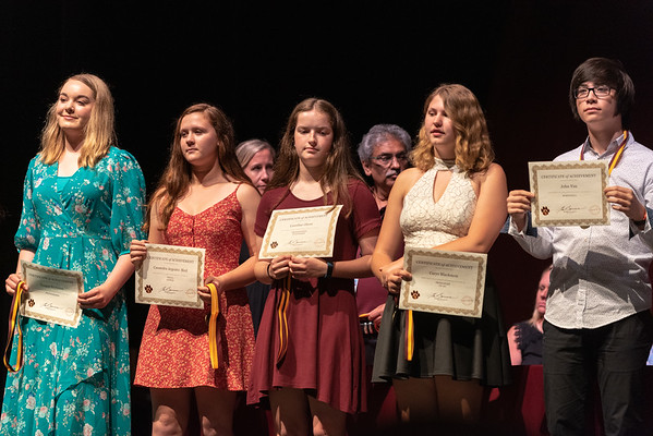 DSHS Academic Awards 2019