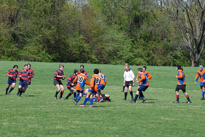 Rugby April 1