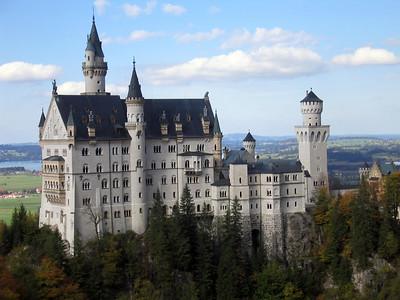 Neuschwanstein Castle 2004-2007
