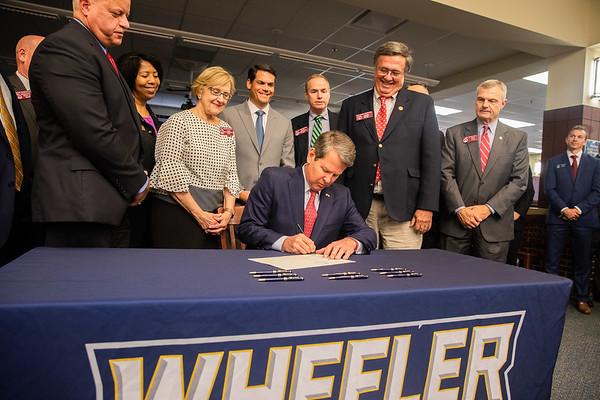 05.02.19_Bill Signing Wheeler High School