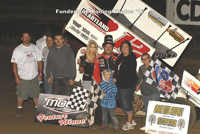 Tom Knowles Memorial - 9/15/12
