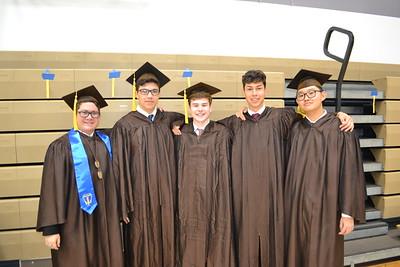 St. Francis Honors Its Graduating Class