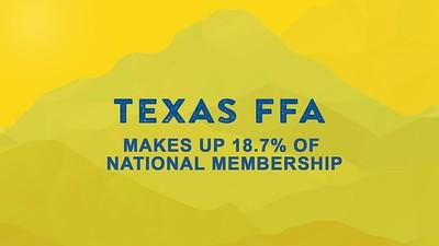 2016-2017 Texas FFA Videos