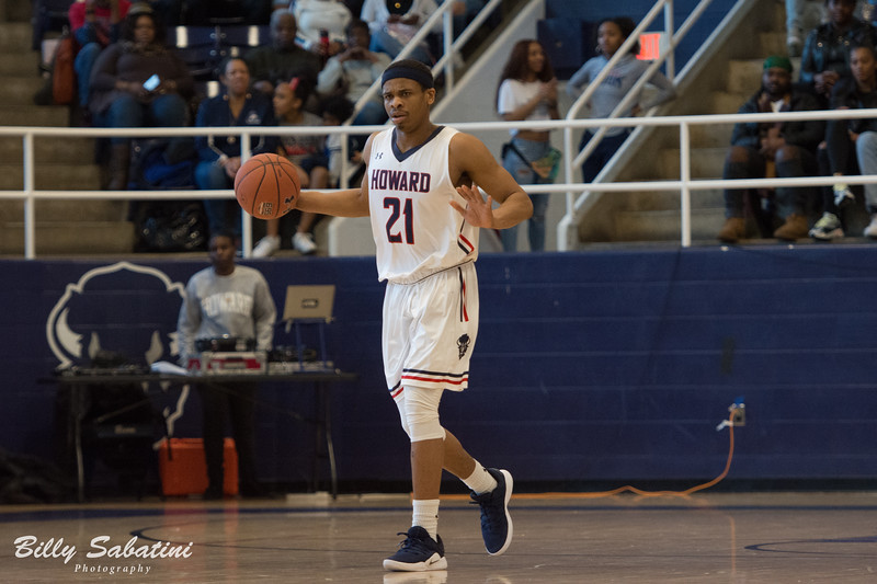 Howard Men vs. NC A&T - February 16, 2019