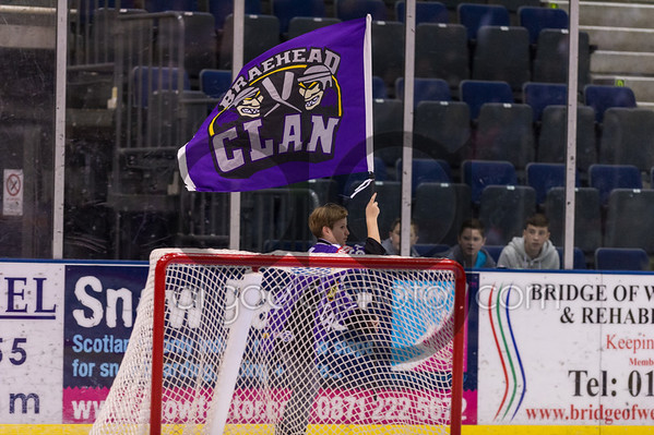 Braehead Clan v Edinburgh Capitals 19 Oct 2013