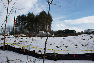 Penn Brook construction Feb 01, 2014