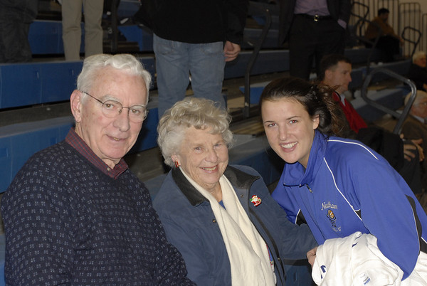 NEEDHAM GIRLS BASKETBALL V BRAINTREE   12.18.2007