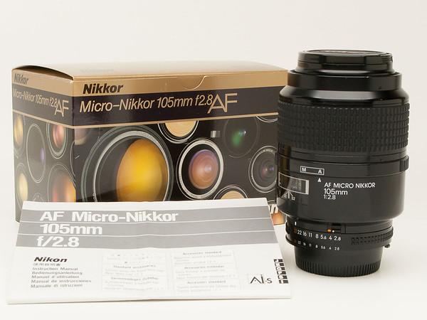 Nikon 105 f/2.8 Micro-Nikkor